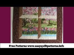 easy peasy quilt easy attic window quilt block youtube