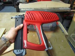 arrow fastener electric brad nailer a concord carpenter