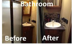 Rv Bathroom Remodeling Ideas 25 Best Rv Bathroom Remodeling Picture Collections For