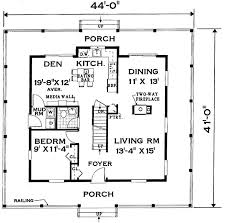 porch house plans one of many floor plans i like i to play with these