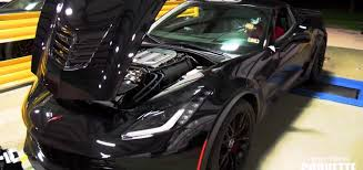 corvette zl6 2015 corvette z06 tested at 572 rwhp not 585 gm authority