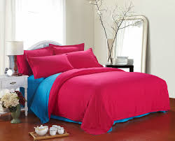 aliexpress com buy bed linen solid color double simple plain