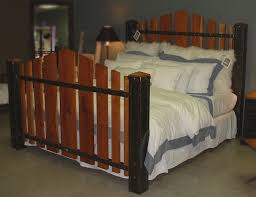 Iron Bedroom Furniture Custom King Size Iron And Cherry Wood Bed The Majestic By Desiron