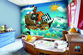 bedroom decor awesome beds for kids childrens twin beds pirate