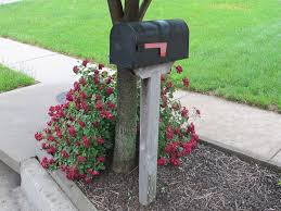 Mailbox Flower Bed Mailbox Gardens State By State Gardening Web Articles
