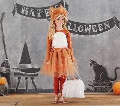Kids Fox Halloween Costume Woodland Fox Tutu Costume Pottery Barn Kids