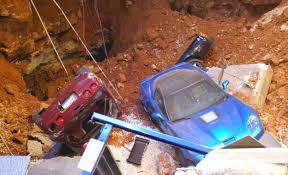 where is the national corvette museum the extraction of the national corvette museum sinkhole cars
