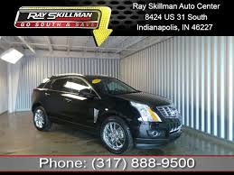 2014 cadillac srx pre owned 2014 cadillac srx performance collection suv in