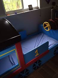 thomas train bed 10 steps with pictures comments