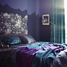 Bedroom Wall Padding Uk Purple Bedroom Ideas Ideal Home