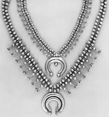indian metal necklace images Doneghy collection of southwest indian silver ganoksin community jpg