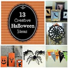 Creative Halloween Craft Ideas 13 Creative Halloween Craft Ideas Organize And Decorate