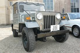 jeep 1982 mitsubishi jeep classic car review honest john