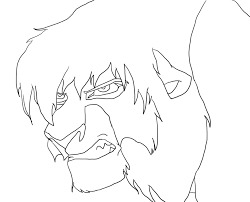 kovu lion king coloring pages