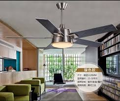 dining room ceiling fan industrial mute fan ceiling fan light living room dining room