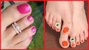 toe rings images Latest designer toe rings for girls women 2017 2018 jpg