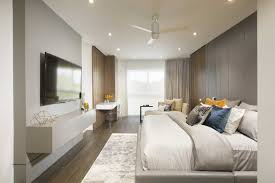 contemporary twilight residential interior design from dkor