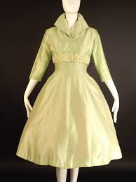 martini vintage 1950s lime alaskine dress u0026 bolero at vintage martini u2013 vintage