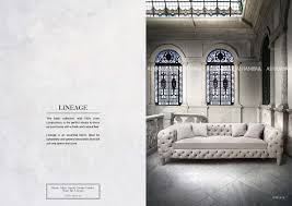 Upholstery And General Alhambra Brochures