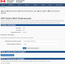 authorized paid representative portal user guide
