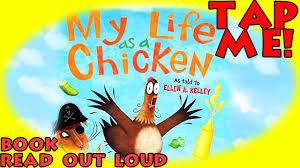 book reading for kids my life as a chicken read aloud audio book