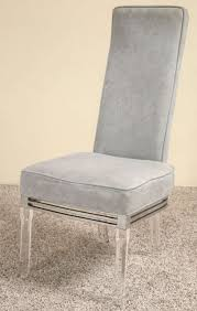 Faux Leather Dining Chairs With Chrome Legs Grey Dining Chairs With Chrome Legs Thesecretconsul Com