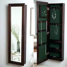 wall mounted jewelry armoire cabinet armoires ikea canada u2013 generis co