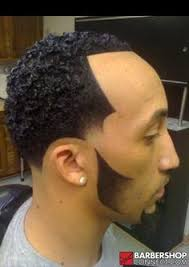 blowout hairstyles for black men a line in the side see this instagram photo by thebarberpost 3 404 likes dope