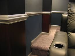 chair rail designs ideas chair rail in living room with chair
