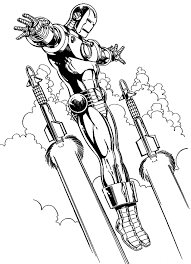 12 images of marvel iron man coloring pages printable marvel