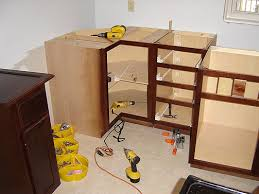 How To Instal Kitchen Cabinets The Kitchen Installation