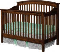 solid wood baby u0026 nursery cribs countryside amish furniture