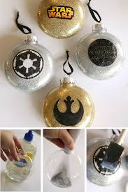 Easy Diy Christmas Ornaments Pinterest Best 25 Star Wars Christmas Ideas On Pinterest Star Wars