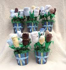 Centerpieces For Baby Shower by 5 Baby Shower Decorations For A Baby Boy Shower 245 00 Via Etsy