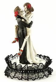 skull cake topper lovely ideas day of the dead wedding cake topper cool design black