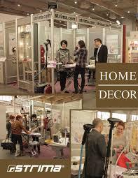 home decor exhibition strima news strima at home decor fair 2012