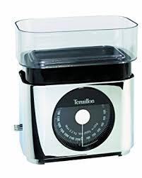 terraillon balance cuisine terraillon balance de cuisine tare manuelle portée 2 2kg récipient