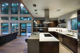 contemporary open floor plans hermitage lighting for a contemporary kitchen with a open floor