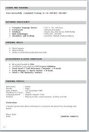 resume format for word resume word format resume format word resume word sle free