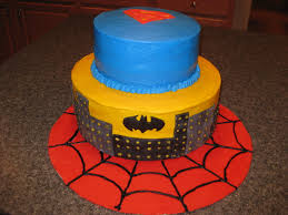 a cake fit for a superhero kelly u0027s sweet creations