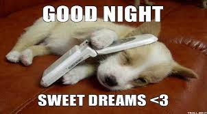 Good Nite Memes - funny good night memes for special one best good night messages