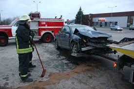 volkswagen fire panevėžyje susidūrė u201evolkswagen u201c ir u201edacia u201c u2013 darbo turėjo visos
