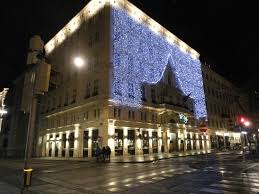 beautiful christmas lights picture of the ring relais