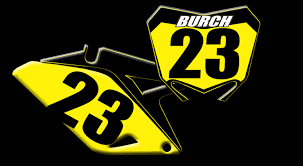 ama motocross numbers suzuki number plates nineonenine designs
