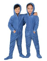 the sea hoodie one toddler hooded footed pajamas