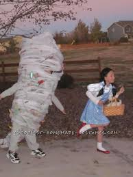 Lamp Shade Halloween Costume Coolest Homemade Tornado Costume Idea Tornado Costume Hilarious