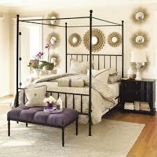 chambre lit baldaquin décoration chambre lit baldaquin