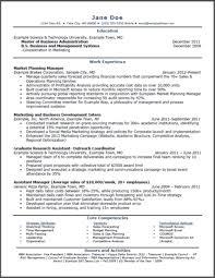 Mba Marketing Fresher Resume Sample by Mba Resume Sample Jennywashere Com