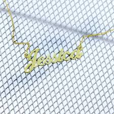 Get Name Necklace 50 Best Custom Name Necklace Images On Pinterest Name Necklace