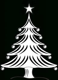 drawings of christmas trees christmas tree drawing ideas for kids